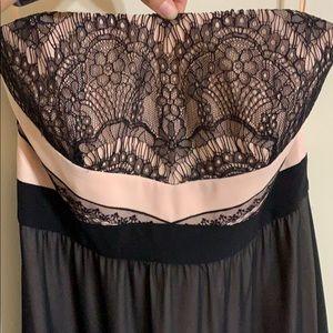 Strapless Gianni Bini Dress